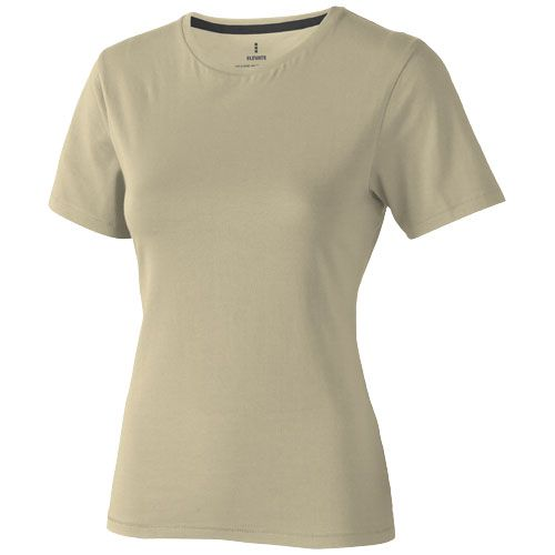 T-shirt femme personnalisable Nanaimo - tee-shirt  publicitaire rouge