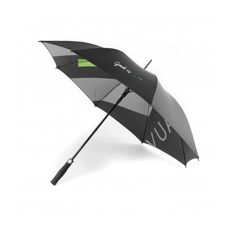 Parapluie personnalisable Vuarnet Green Touch - Cadeau d'entreprise