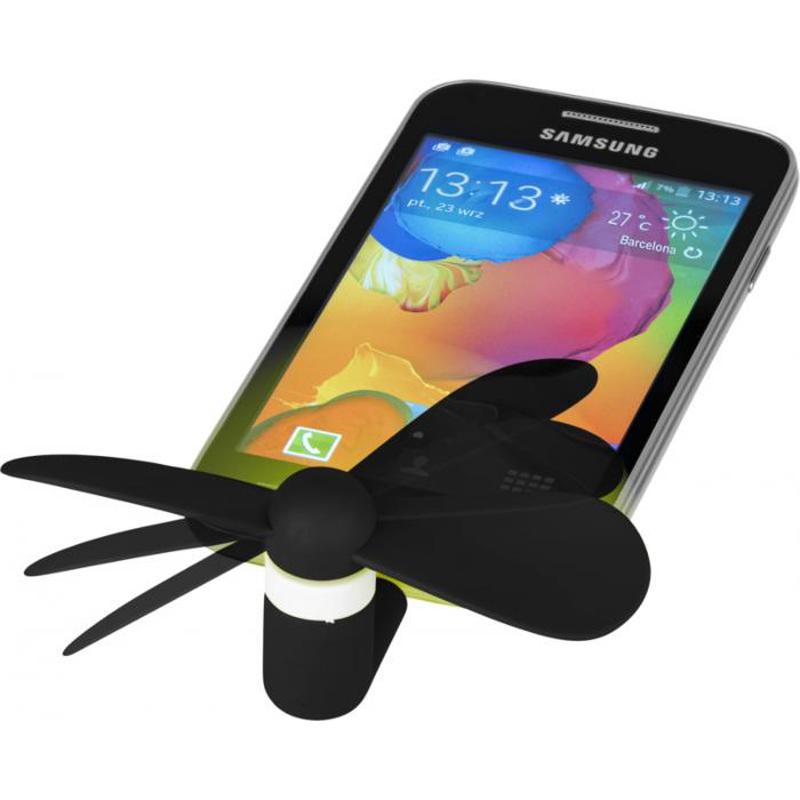 Ventilateur publicitaire micro USB Airing - goodies  high-tech