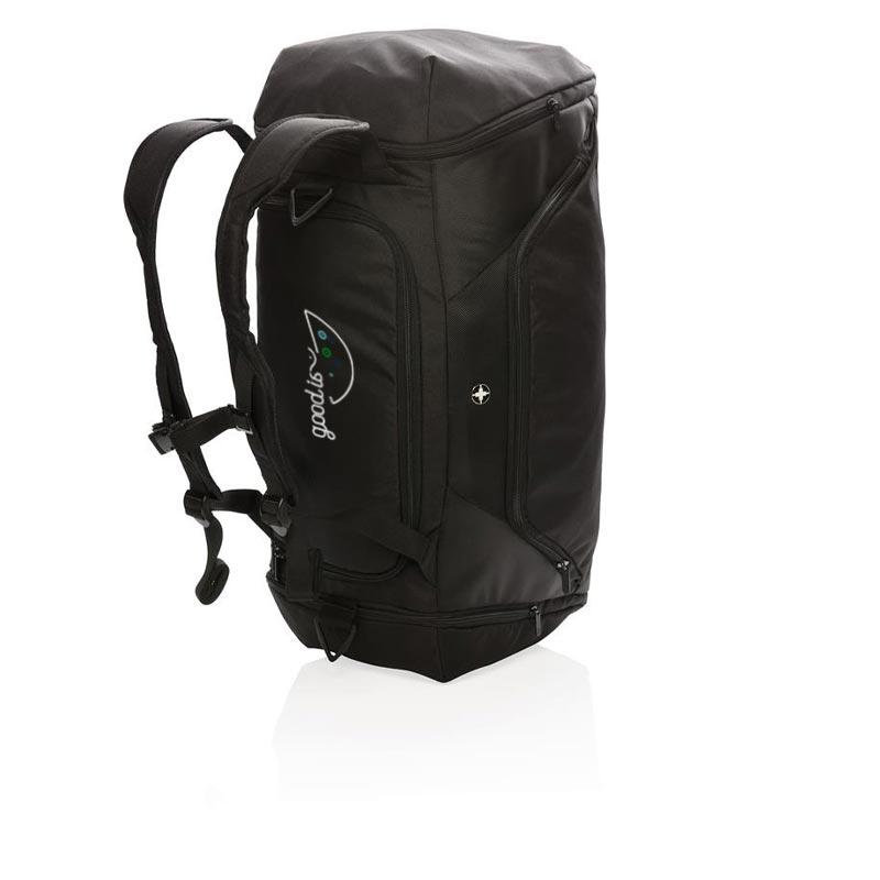 Cadeau d'entreprise - Sac de sport et sac à dos Swiss Peak RFID