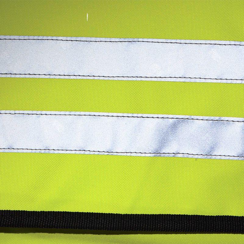 Sacoche publicitaire Reflex - poche zippée