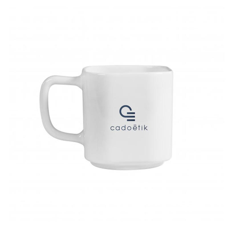 mug publicitaire Robert empilable