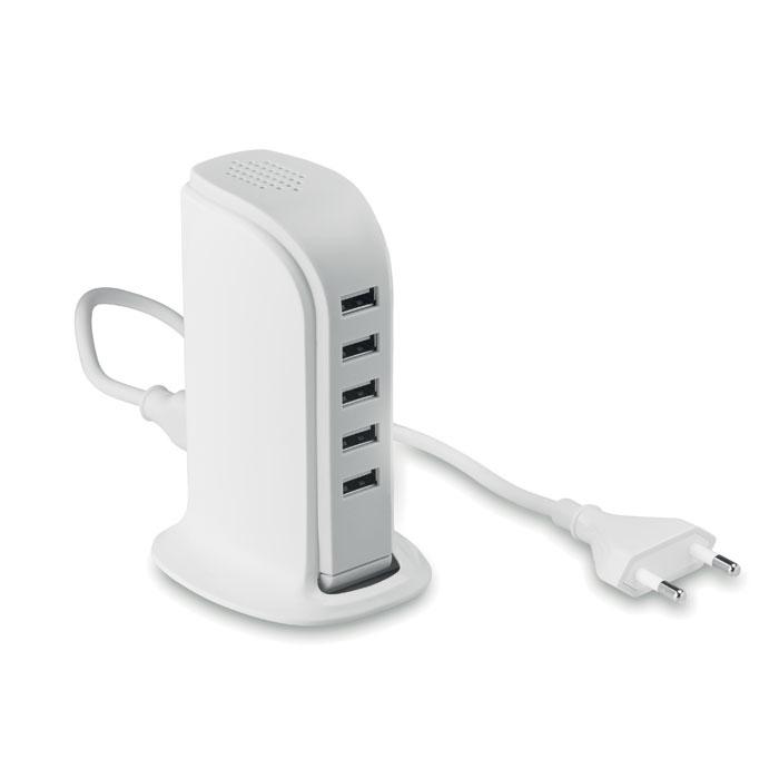 HUb publicitaire 5 USB Buildy