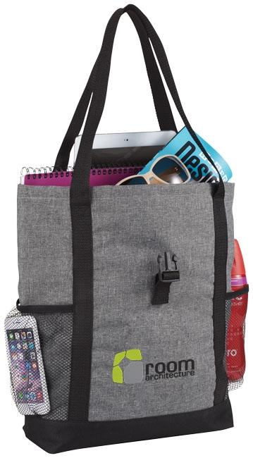Sac shopping publicitaire pour tablette Buckle - sac shopping personnalisable