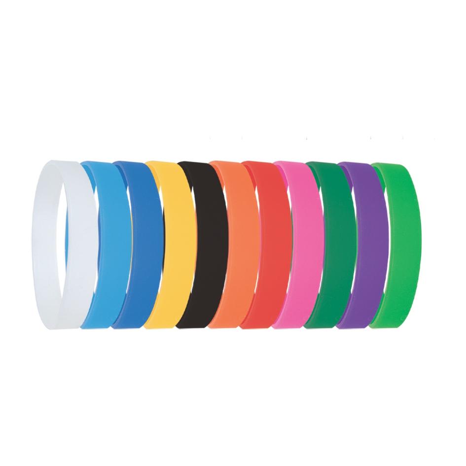 Bracelet publicitaire Flexo - bracelet personnalisable - goodies