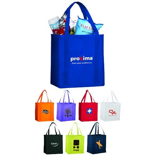 Sacs shopping publicitaires Juno - sacs shopping personnalisables