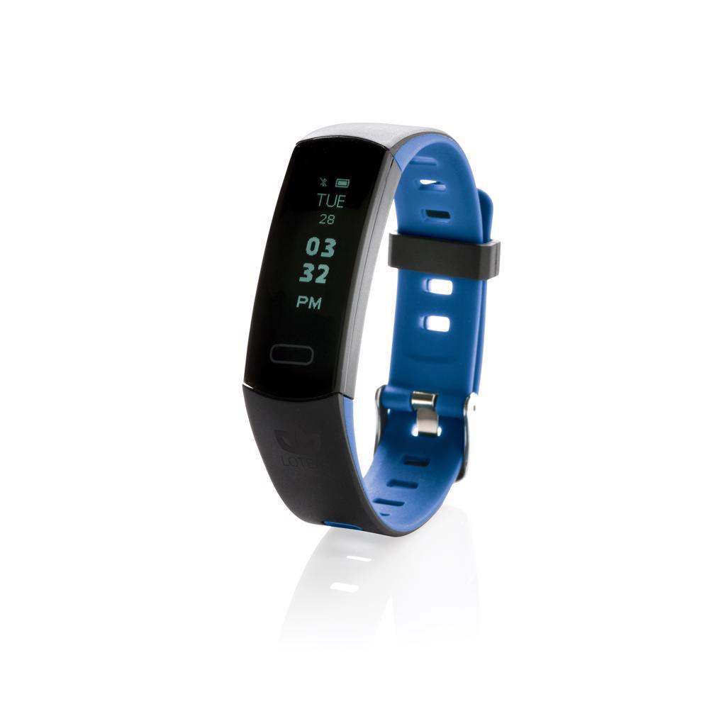 cadeau d'affaires - bracelet connecté personnalisable Move fit