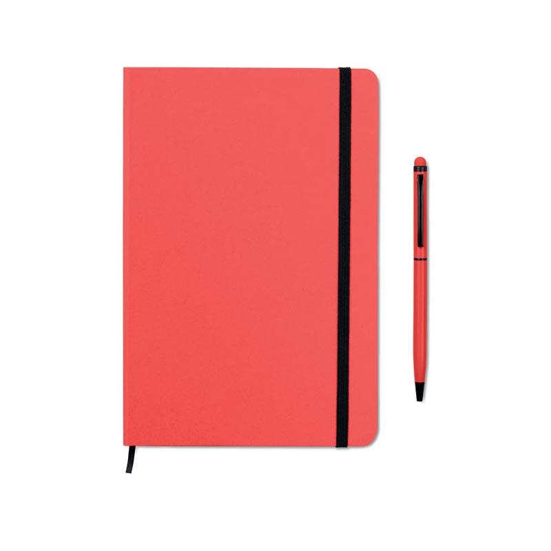 Carnet A5 et stylo assorti  Neilo Set