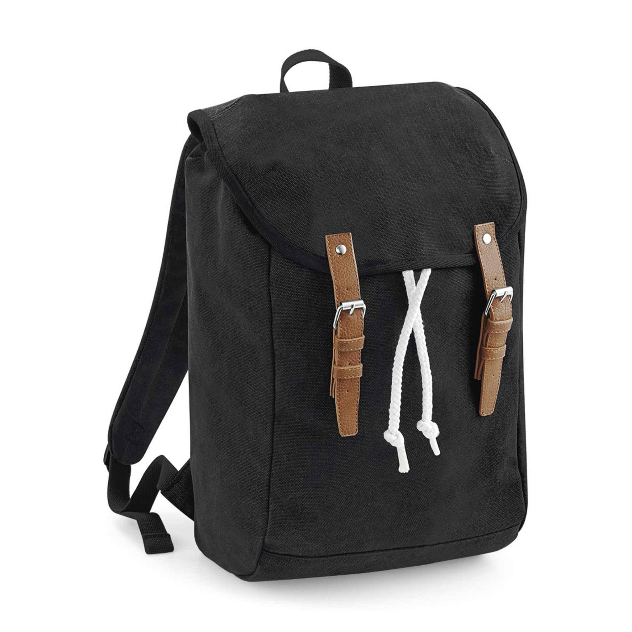 Sac à dos promotionnel Rucksack Vintage - sac à dos publicitaire