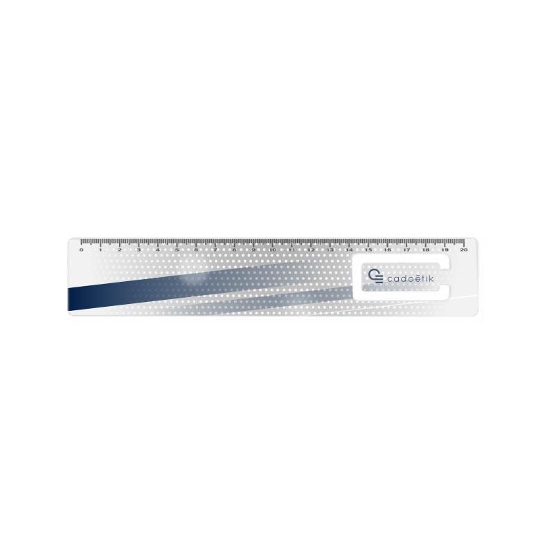 Règle souple de 20 cm Bookmark