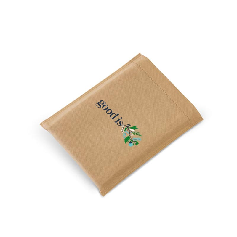 Housse carnet publicitaire écologique A6 Beja - cadeau d'entreprise écologique