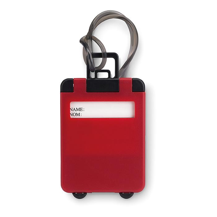 Etiquette de bagage publicitaire - Goodies