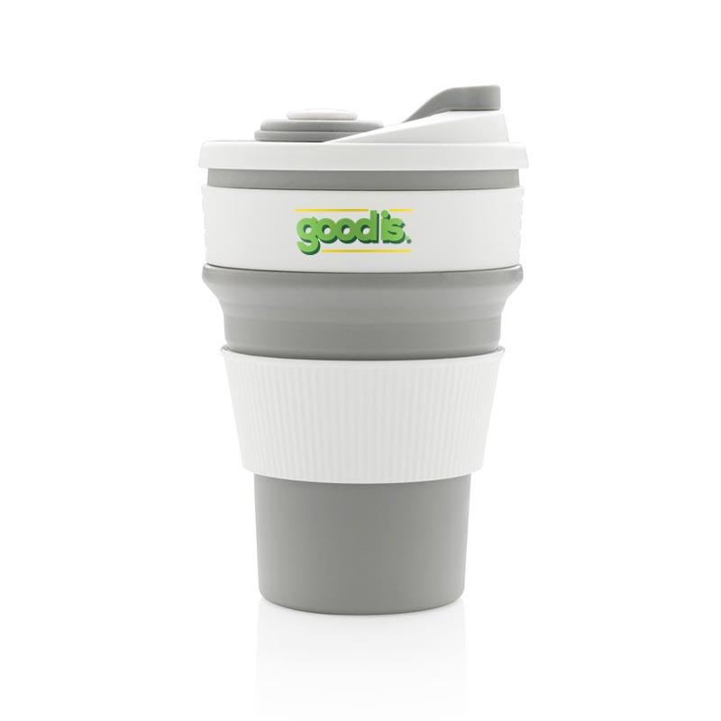 Mug en silicone pliable Foldon