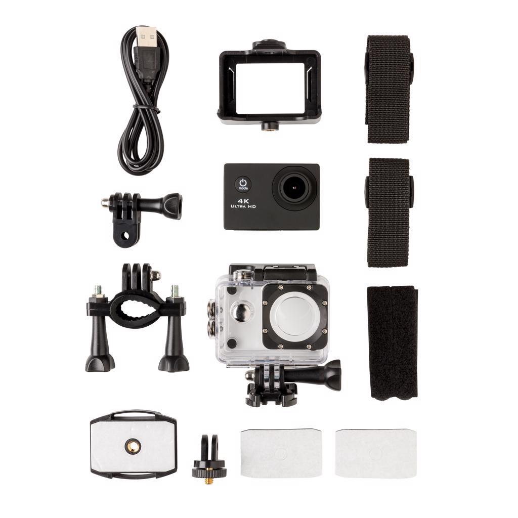 Caméra sport publicitaire 4K Resolution - cadeau publicitaire