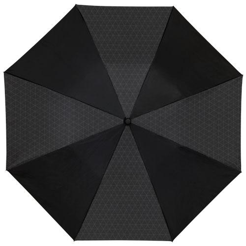 Parapluie pliable personnalisable Victor - parapluie publicitaire automatique