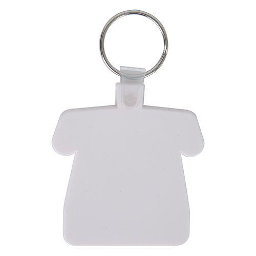 Porte clefs personnalisé en forme de maillot