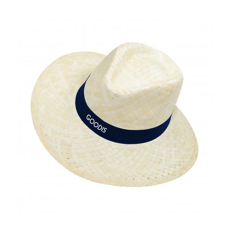 Chapeau publicitaire Panama - Cadeau d'entreprise pour événement