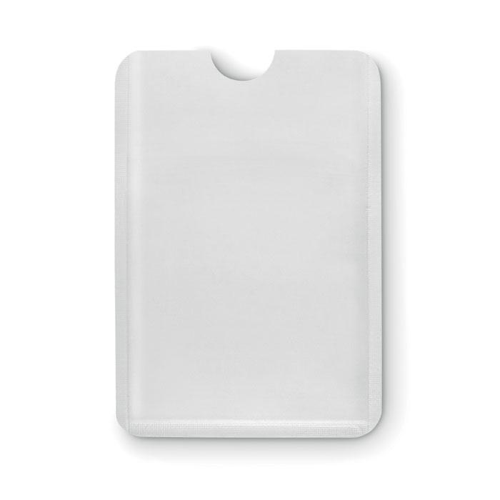 Porte-cartes publicitaire RFID Guardian - vert