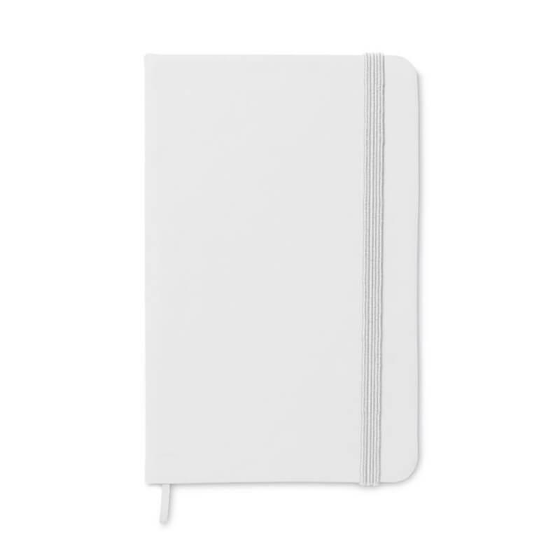 Carnet A5 96 pages lignées Arconot pour marquage logo