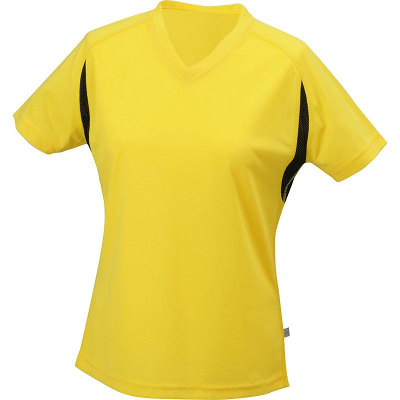 Tee-shirt running publicitaire Femme Lucie - cadeau promotionnel