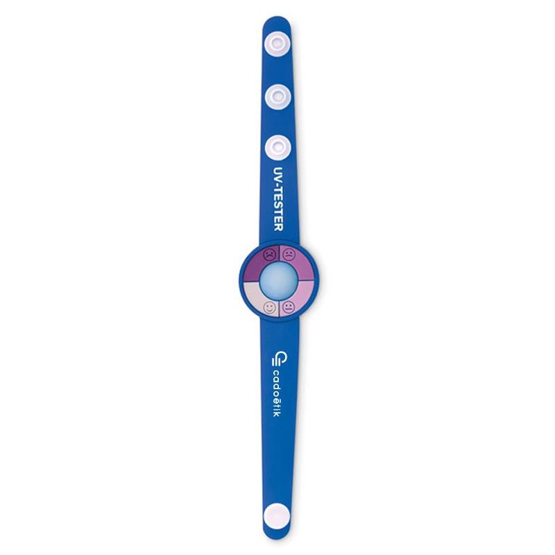 Bracelet publicitaire capteur UV Check - Goodies été