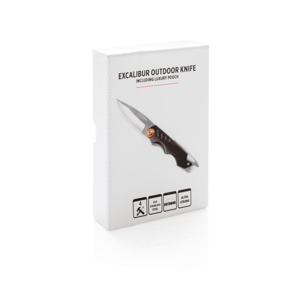 couteau personnalisable Excalibur - objet publicitaire