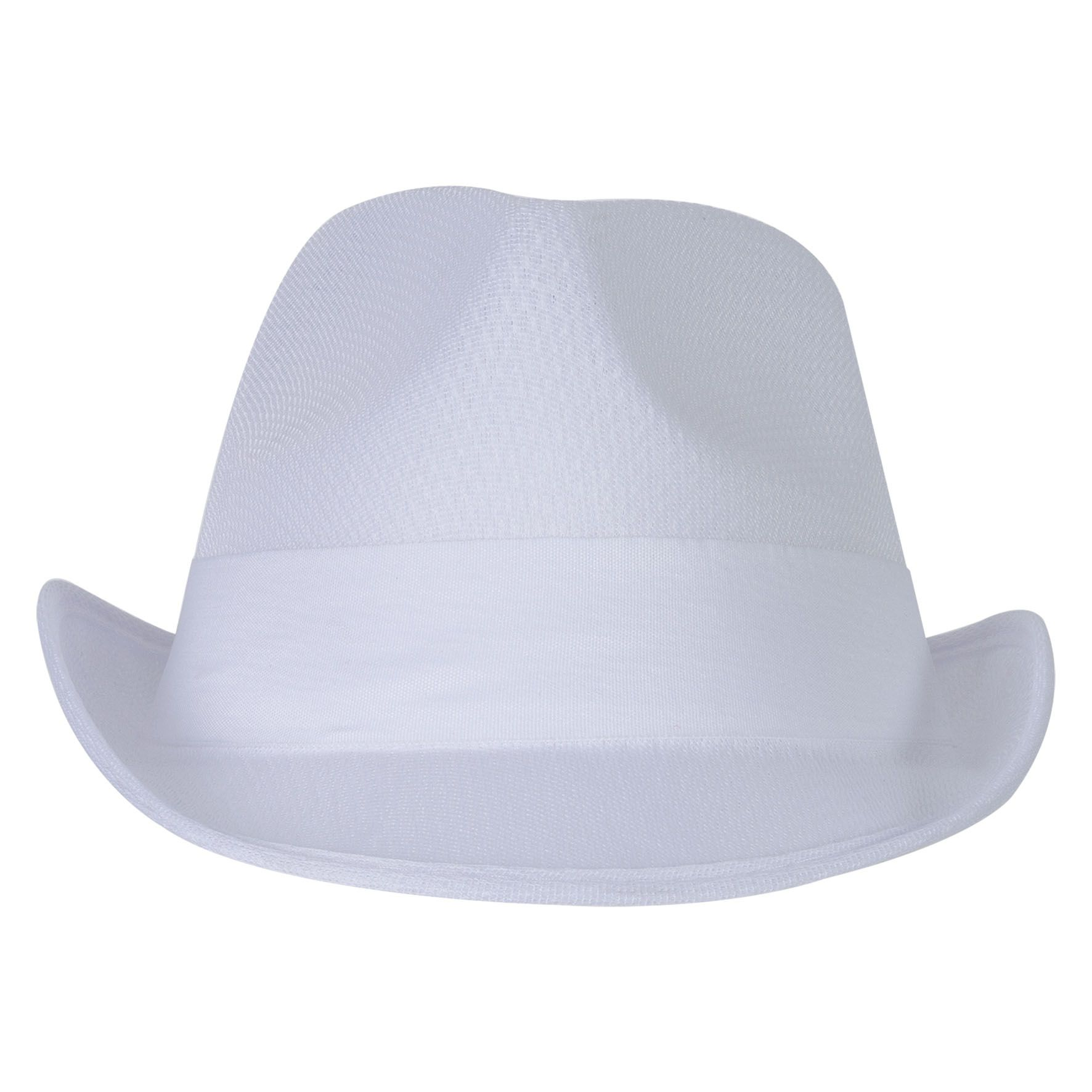 Cadeau d'entreprise - Chapeau publicitaire Panama Evènement - vert