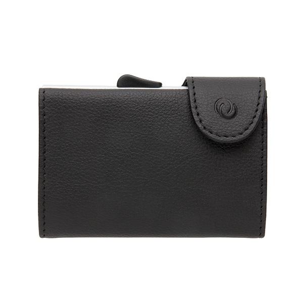 Porte-cartes / Portefeuille personnalisé anti-RFID C-Secure Protek -
