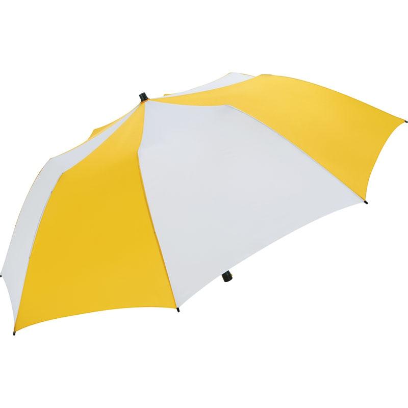 Cadeau d'entreprise - Parasol publicitaire Camper - rouge