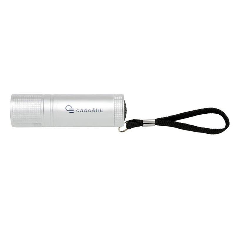 Lampe torche publicitaire COB Fortissimo - Objet publicitaire