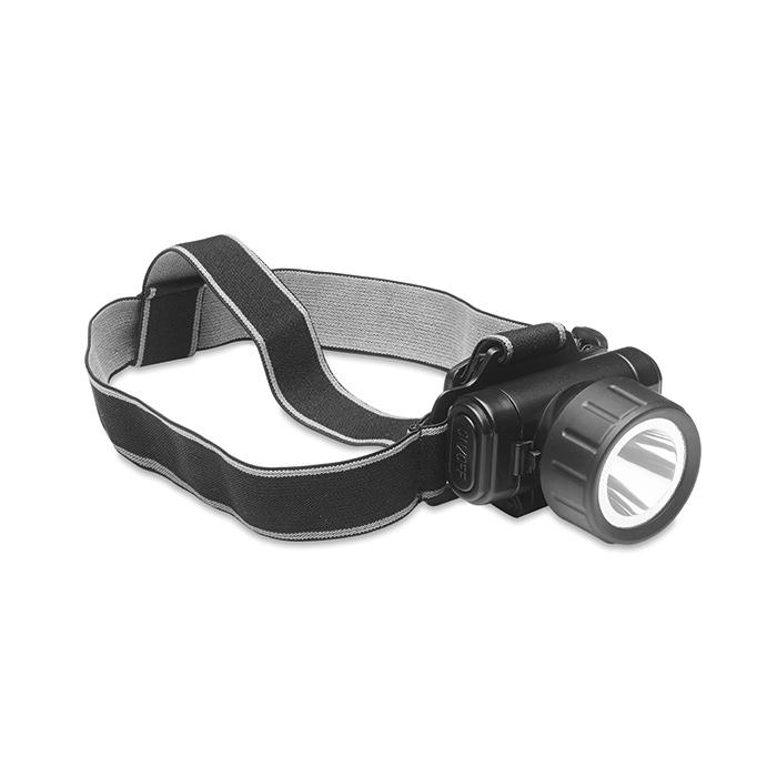 Lampe personnalisable frontale Light Pro - objet publicitaire