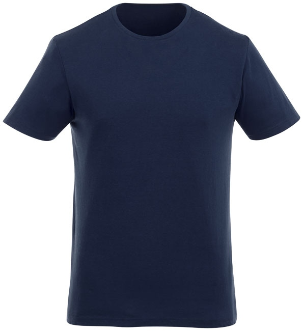 T-shirt publicitaire manches courtes Finney - Tee-shirt promotionnel - marine