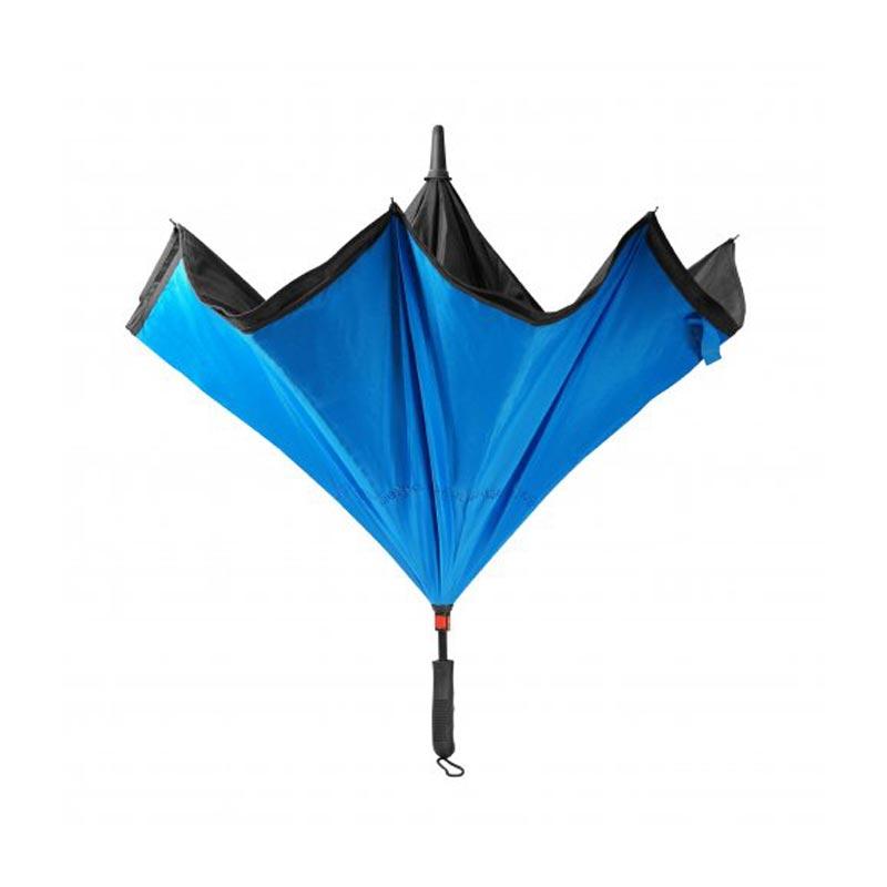 Parapluie réversible Reverso à personnaliser