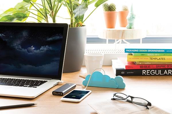 Cadeau d'entreprise - Hub personnalisé Cloud