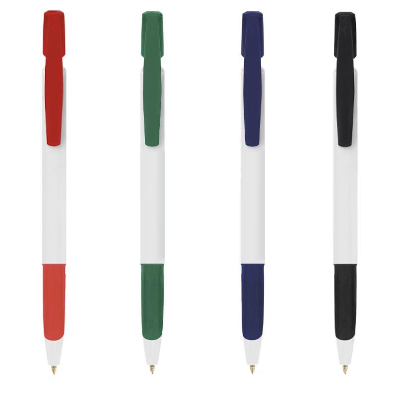 Goodies stylo entreprise - Stylo personnalisé en plastique recyclé