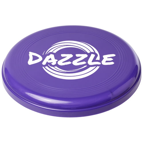 Communication estivale - Frisbee publicitaire Cruz