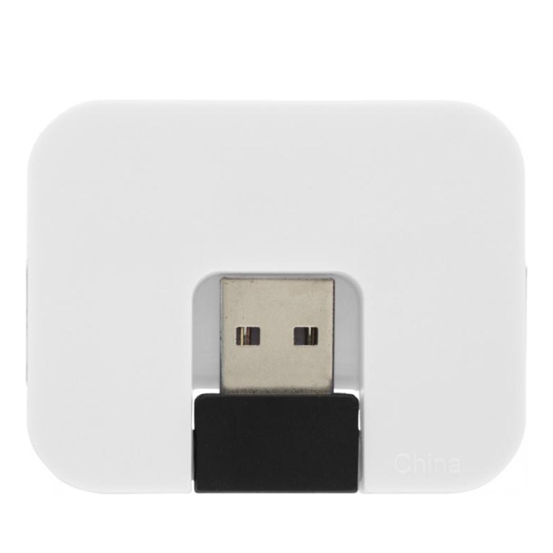 Cadeau publicitaire high-tech - Hub USB publicitaire Gaia