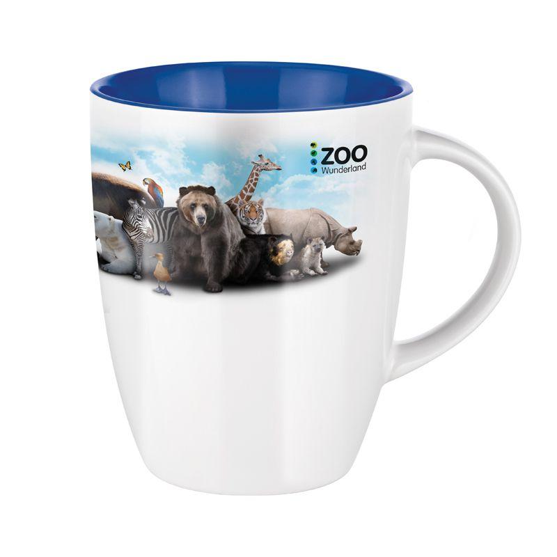 Mug publicitaire Pics Elite inside - mug personnalisable à l'intérieur