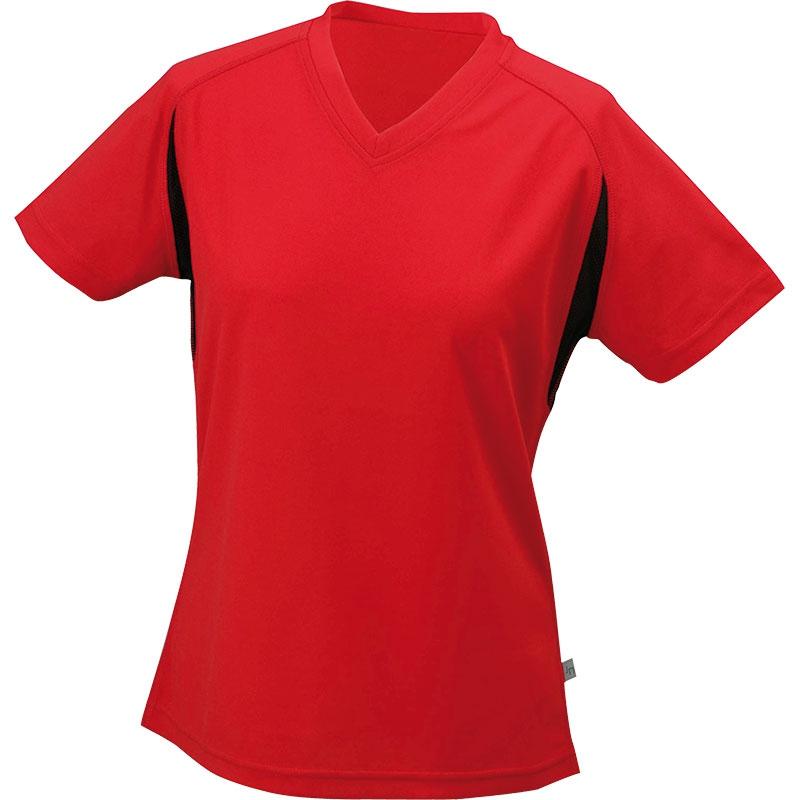 Tee-shirt running publicitaire Femme Lucie - Objet promotionnel textile