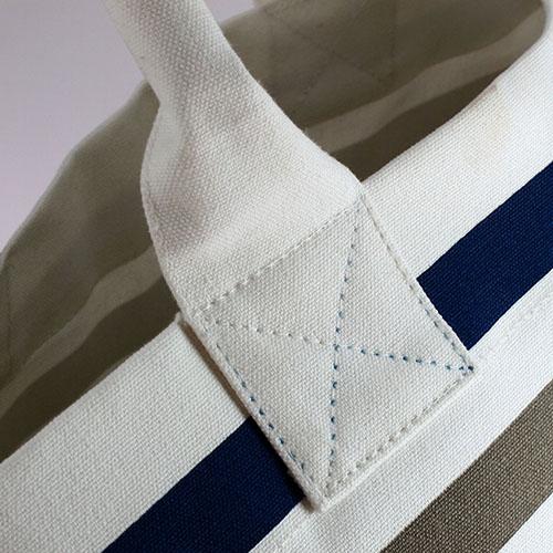 sac shopping personnalisable en coton bio - Bio Marine