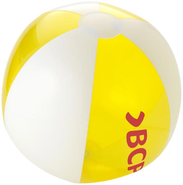 Cadeau publicitaire outdoor - Ballon de plage personnalisé Bondi