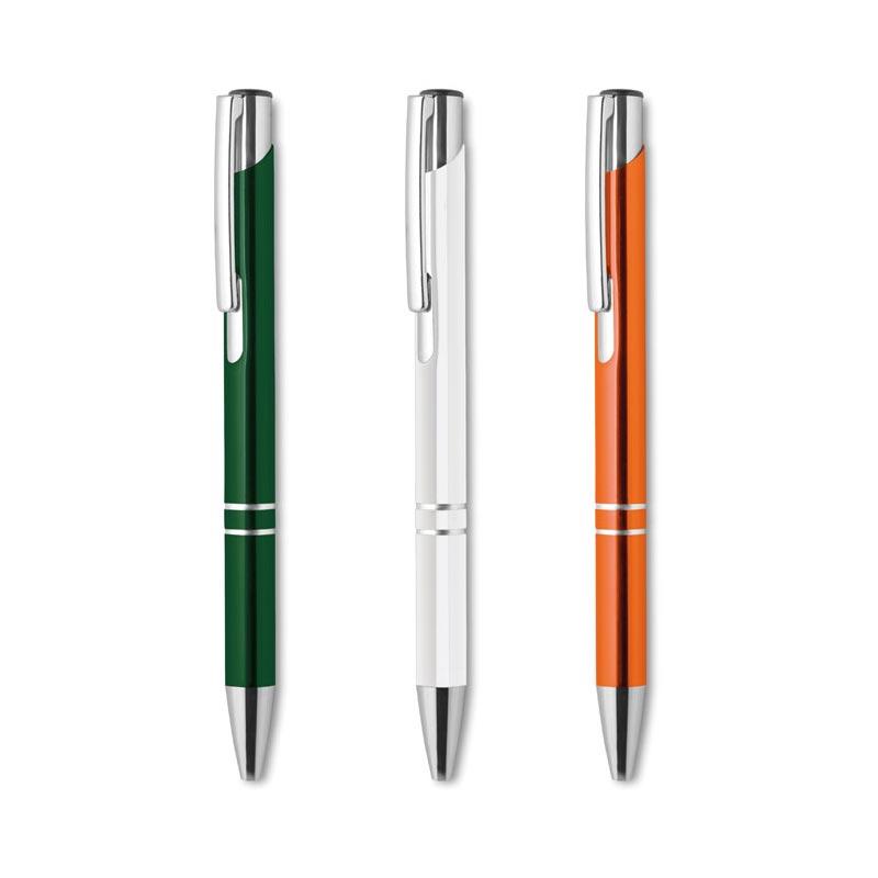 objet publicitaire - stylo personnalisable en métal Bern