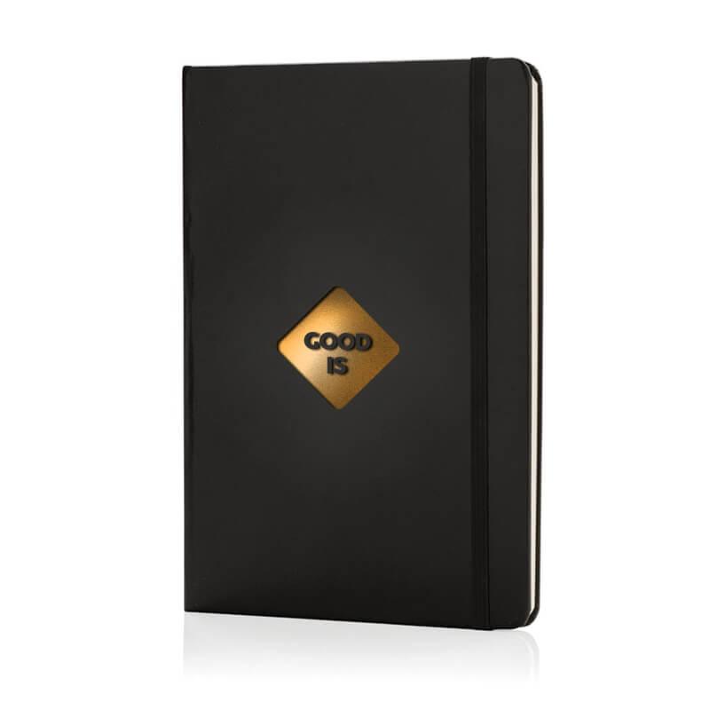 Carnet de notes A5 Basic - Goodies entreprise