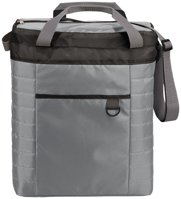 Sac isotherme publicitaire Quilted Event - sac isotherme personnalisable