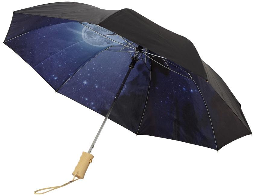 """Parapluie personnalisé automatique 21"""" Night sky - parapluie personnalisable"""