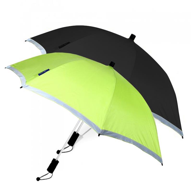 parapluie publicitaire écologique Trecking - parapluie personnalisable
