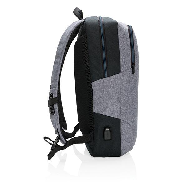 """Sac à dos publicitaire pour ordinateur portable 15"""" Arata - Bagage publicitaire"""