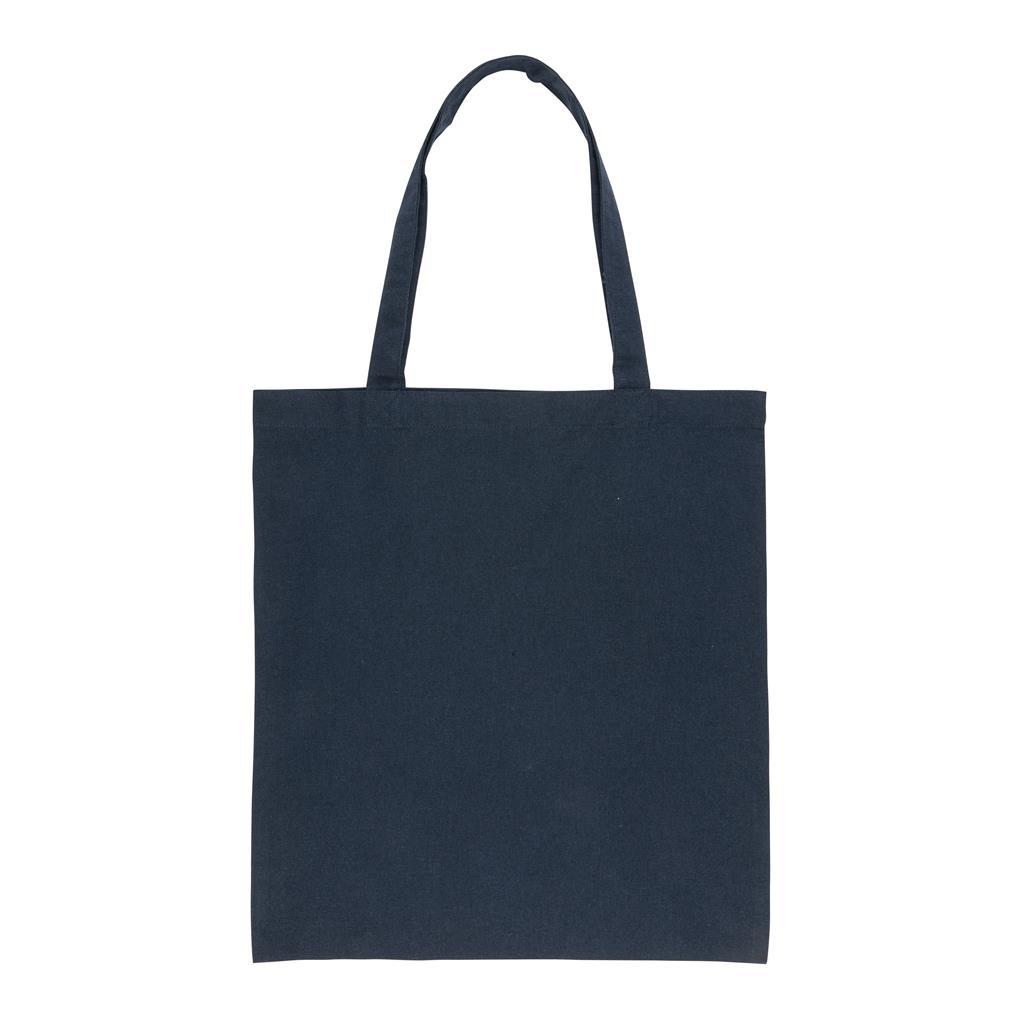 Tote bag publicitaire en coton recyclé Impact Aware™ 145 g 1