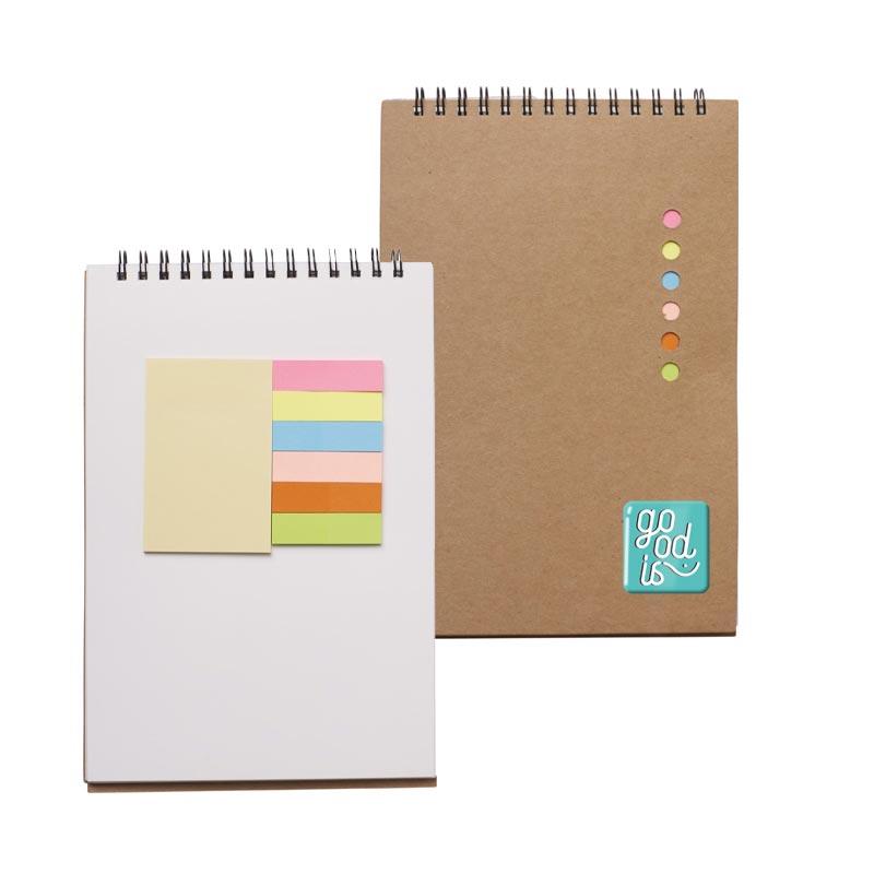 Set de coloriage publicitaire Hoppi - Cadeau d'entreprise