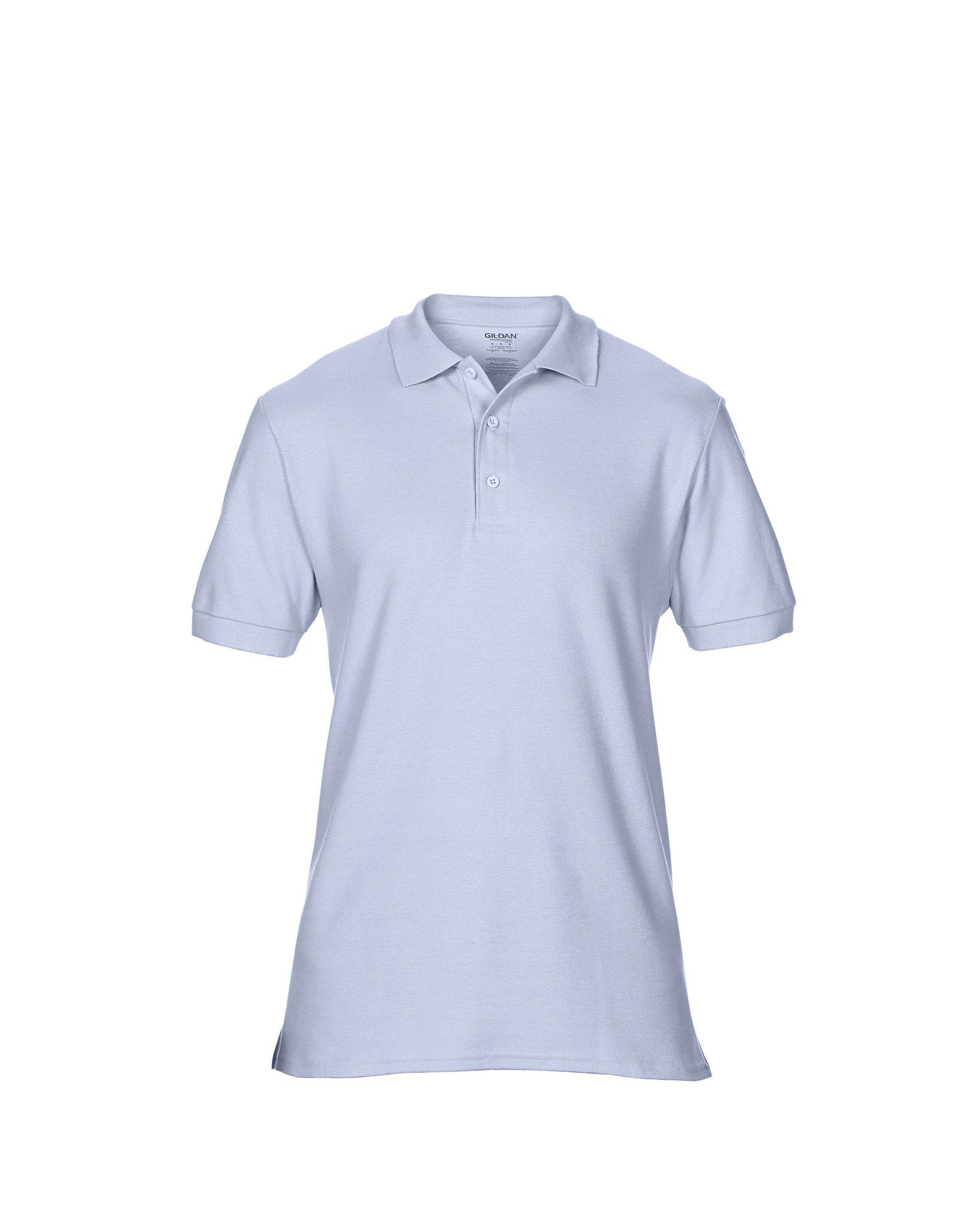 Polo personnalisable Dive blanc - polo personnalisable